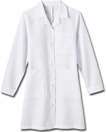 "Meta Ladies 37"" Labcoat 1964"