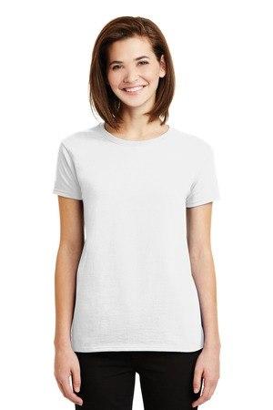 Gildan - Ladies Ultra Cotton 100% Cotton T-Shirt. 2000L