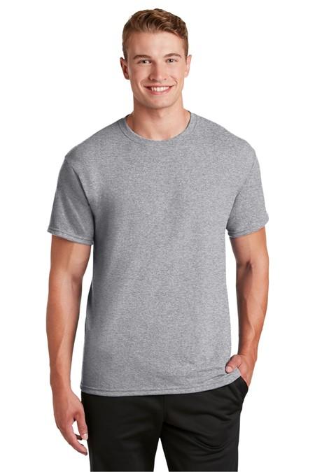 JERZEES Dri-Power Sport 100% Polyester T-Shirt. 21M