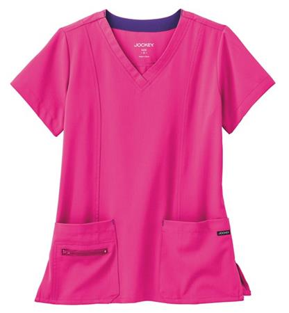 Jockey® Classic Unisex One Pocket Stretch Top 2309