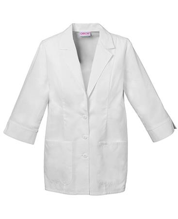 "29"" 3/4 Sleeve Lab Coat 2330"