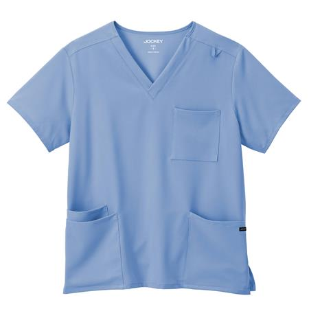 Jockey® Scrubs Unisex Four Pocket Top 2371