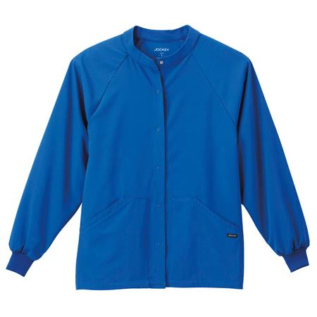 "Jockey® Scrubs 29"" Ultimate Unisex Warm Up Jacket 2373"