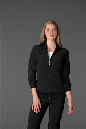 Cherokee Zip Front Warm-Up Jacket 2391A