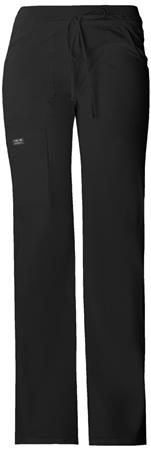 Cherokee Workwear Revolution Low Rise Drawstring Cargo Pant 24001P