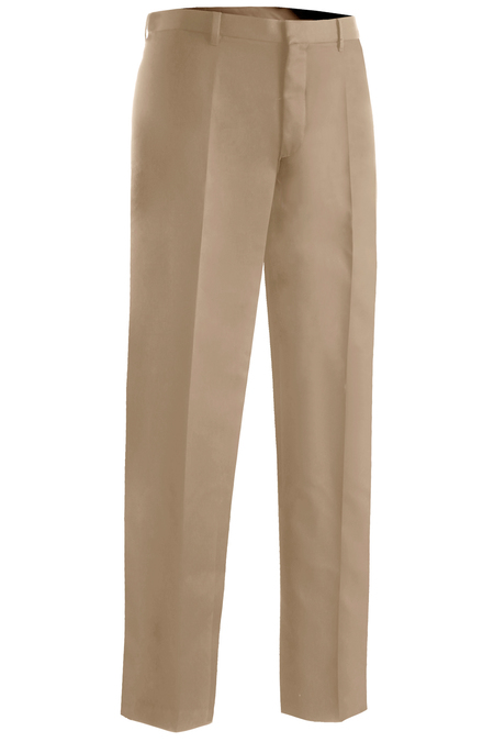 Men's Microfiber Flat Front Pant 2574
