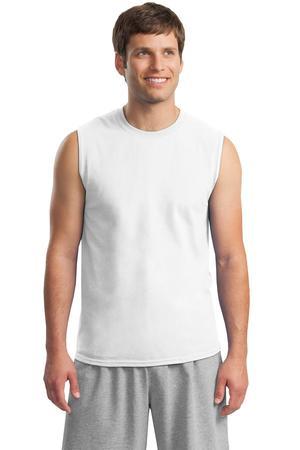 Gildan - Ultra Cotton Sleeveless T-Shirt.  2700