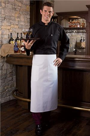 2 Pocket Bistro Apron 3053