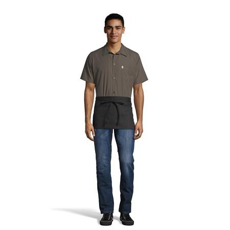 3067 3-Section Pocket Waist Apron
