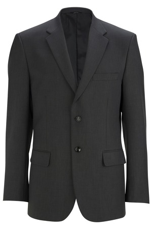 EDWARDS MEN'S SYNERGY WASHABLE SUIT COAT 3525