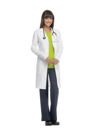 """38"""" Unisex Lab Coat 36400A"""