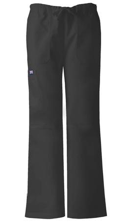 Cherokee Workwear Low Rise Drawstring Cargo Pant 4020T