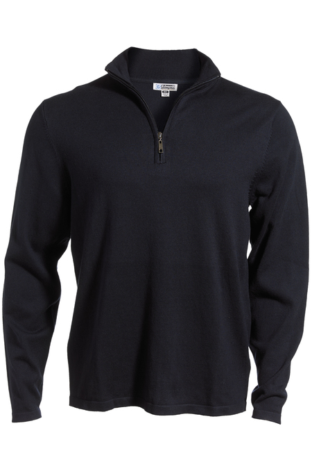 Quarter Zip Fine Gauge Sweater 4072
