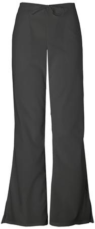 Cherokee Workwear Natural Rise Flare Leg Drawstring Pant 4101