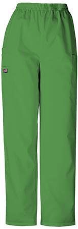 Cherokee Workwear Natural Rise Tapered Pull-On Cargo Petite Pant 4200P