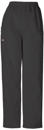 Cherokee Workwear Natural Rise Tapered LPull-On Cargo Pant 4200P
