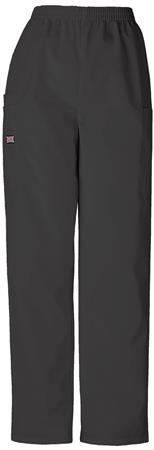 Cherokee Workwear Natural Rise Tapered LPull-On Cargo Pant 4200T