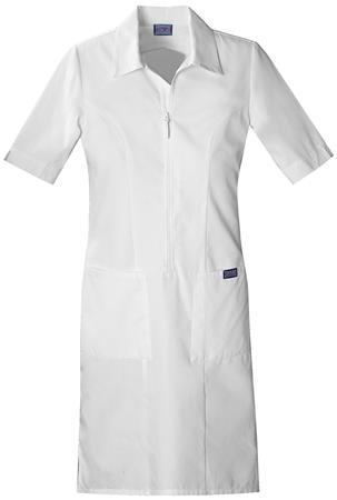 Zip Front Dress 4501