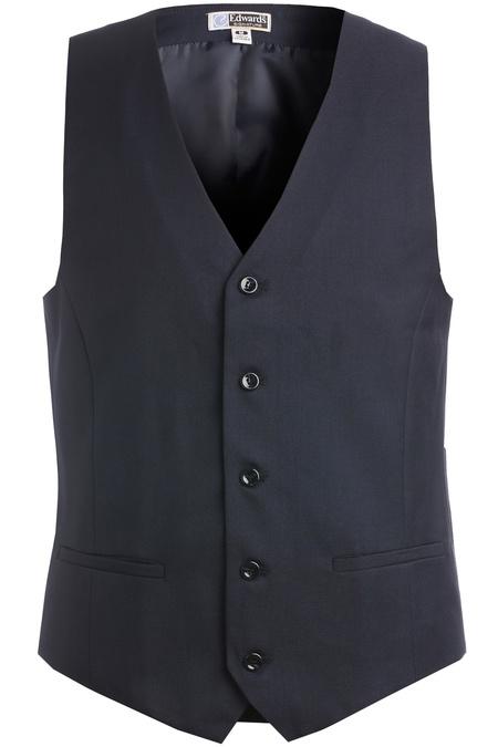 Mens Washable Suit Vest 4525