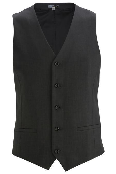 Edwards Mens Synergy Washable High-Button Vest 4525