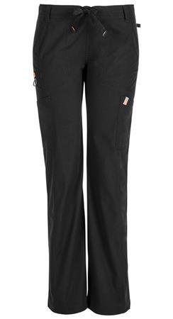 Low Rise Straight Leg Drawstring Pant 46000ABP
