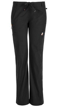 Low Rise Straight Leg Drawstring Pant 46000AB