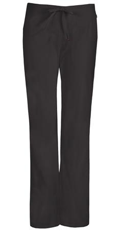 Mid Rise Moderate Flare Drawstring Pant 46002ABP