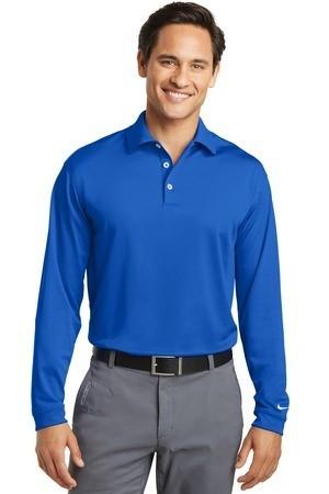 Nike Long Sleeve Dri-FIT Stretch Tech Polo. 466364