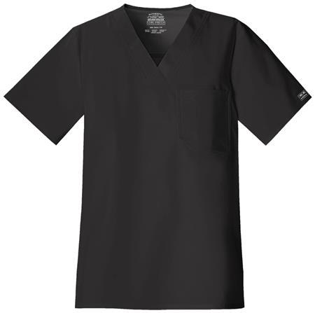 Cherokee Workwear Men's V-Neck Top 4743