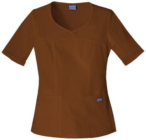 Cherokee Workwear V-Neck Top 4746