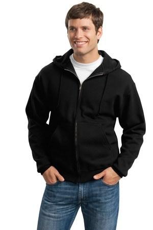 JERZEES Super Sweats NuBlend - Full-Zip Hooded Sweatshirt.  4999M