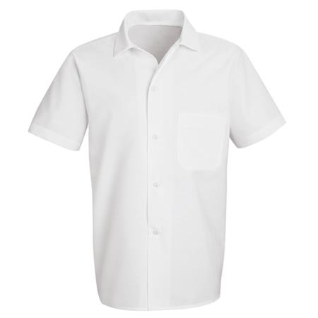 Button-Front Cook Shirt 5010WH