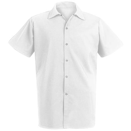 Spun Poly Long Cook Shirt 5035WH