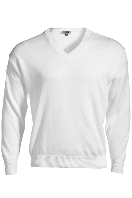 V-Neck Acrylic Sweater 565