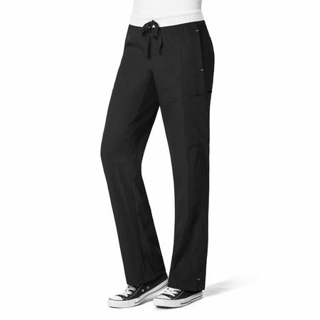 WonderWink Four-Stretch - Straight Leg Cargo Pant Tall Extended - 5814TX