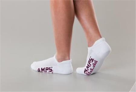 AMPS Ladies Tab Cut Performance Sock 5851