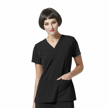 WonderWink HP - Sync - V-Neck Top - 6112