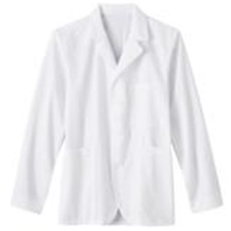 """Meta Unisex 30"""" Consultation Labcoat 6119"""