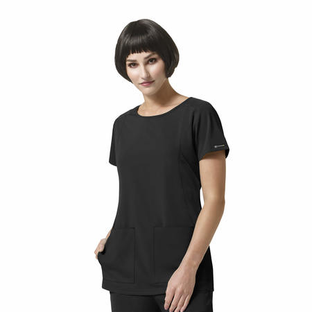 WonderWink HP - Neo - Boat Neck Top - 6212
