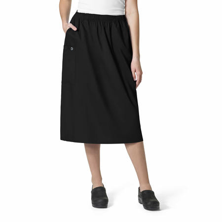 WonderWork Pull On Cargo Skirt - 701