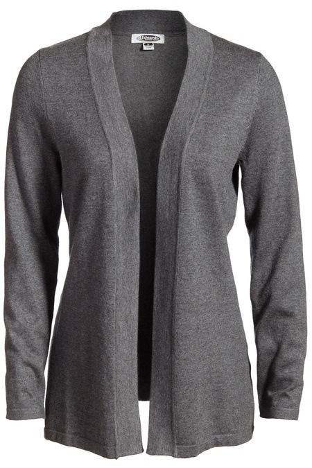 Womens Open Front Cardigan 7056