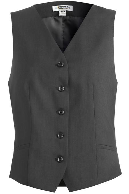 Women's Washable Tunic Vest 7526