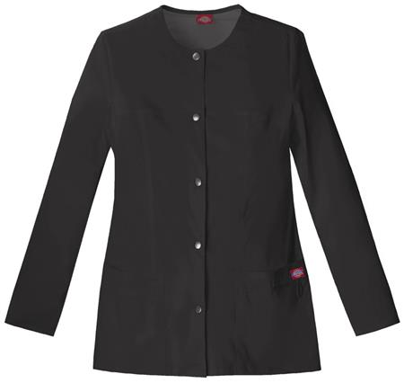 Snap Front Warm-Up Jacket 82409