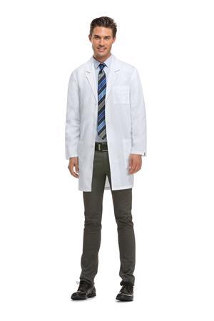 """37"""" Unisex Lab Coat 83402AB"""