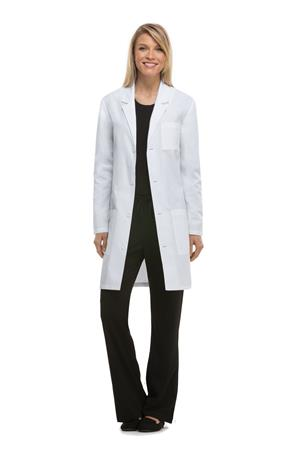 """37"""" Unisex Lab Coat 83402A"""
