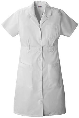 Button Front Dress 84500