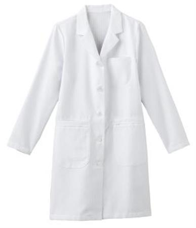 "Meta 37"" Ladies X-Static Labcoat 863"