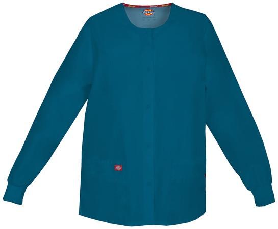 Dickies Snap Front Warm-Up Jacket 86306