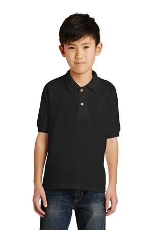 Gildan Youth DryBlend 6-Ounce Jersey Knit Sport Shirt. 8800B