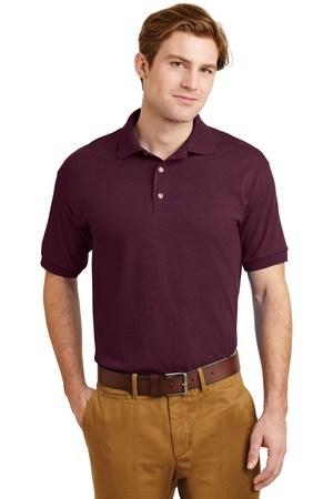 Gildan - DryBlend 6-Ounce Jersey Knit Sport Shirt.  8800